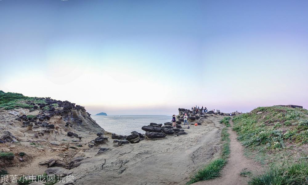 象鼻岩前段