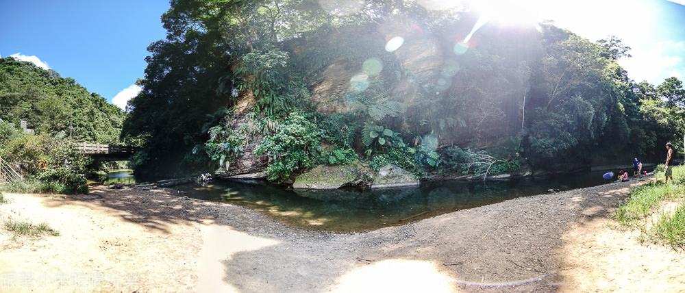 瑪陵溪下游