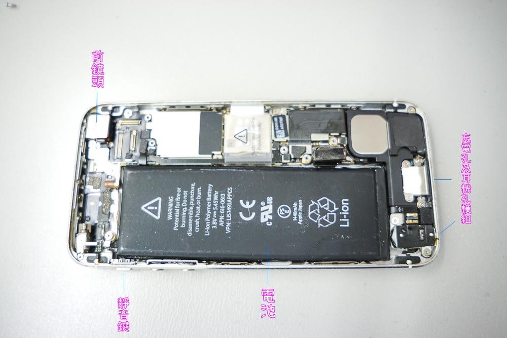 小虫的i5這次檢測和維修部份
